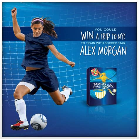 Fitness Sweepstakes 2015 - alex morgan awesomely active sweepstakes brittany bendall fitness