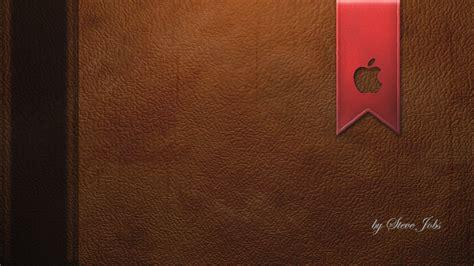 wallpaper apple leather apple leather book wallpaper by lindsaycookie on deviantart