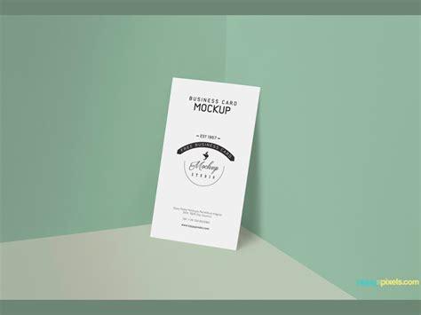 z card mockup template 21 free hi res business card mockups hongkiat