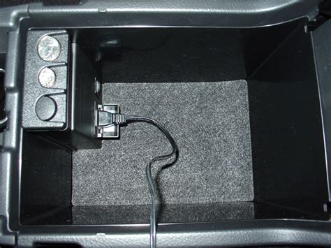 Limited Console Box Toyota Calya howtorepairguide 115v power outlet in center console
