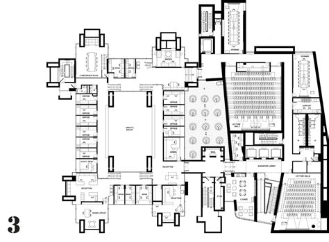 Gallery Of Yale Art Architecture Building Gwathmey Building Plan Design