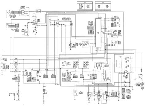 yamaha road wiring diagram yamaha free engine image