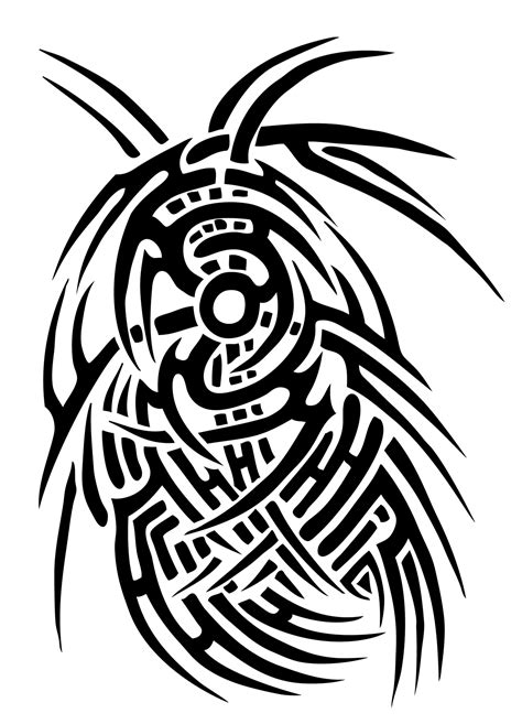 crow tribal tattoo pin pin tribal pictures to on on