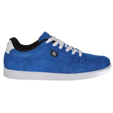 skateboard shoes for dc landau s royal white skate shoes