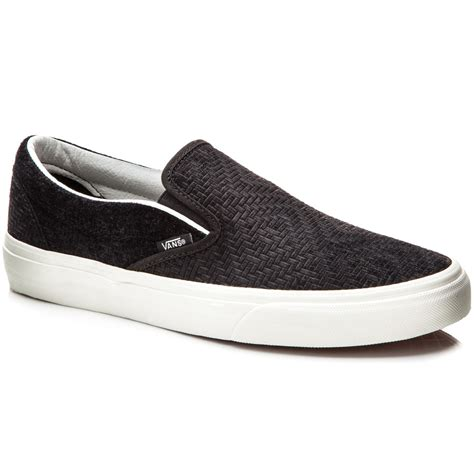 vans slip on shoes vans classic slip on shoes