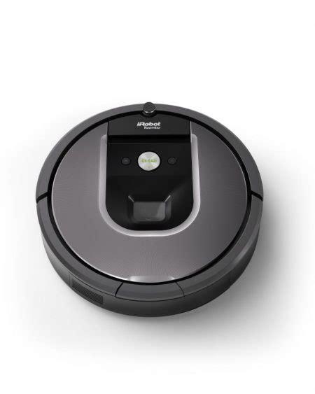 rumba pulisci pavimenti irobot roomba 960 robot pulisci pavimenti con applicazione