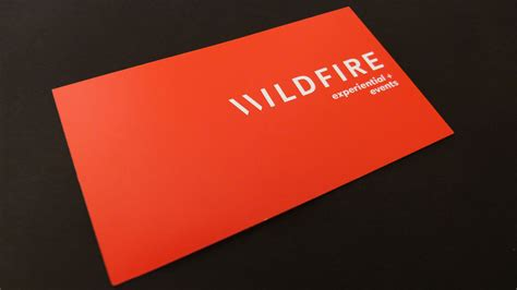 Wildland Card Template by Business Card Printing Techniques Images Card Design And