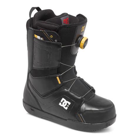 tavole da snowboard dc scarponi da snowboard dc shoes boots scout black