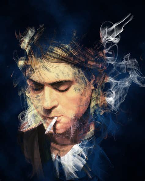 kurt cobain english biography nirvana wallpaper wallpapersafari