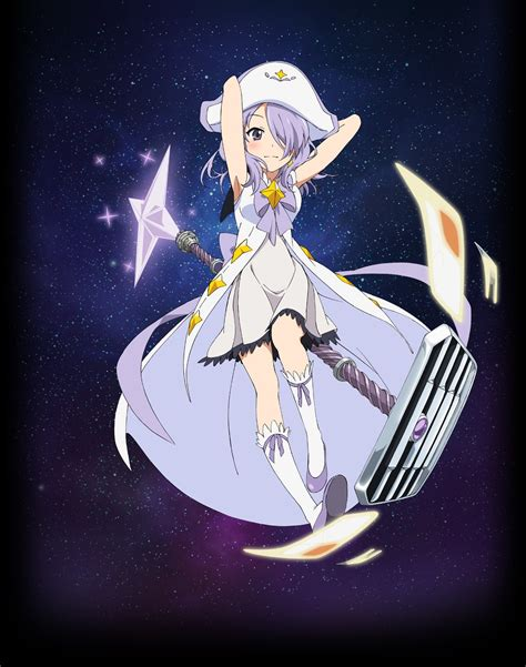wish upon the pleiades houkago no pleiades character design haruhichan com wish