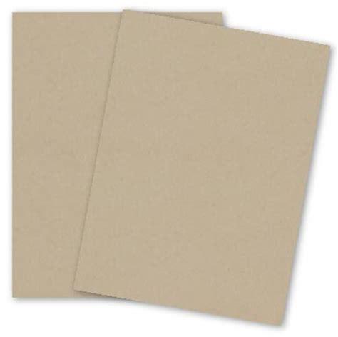 light brown cardstock paper basis colors 8 5 x 11 cardstock paper light brown