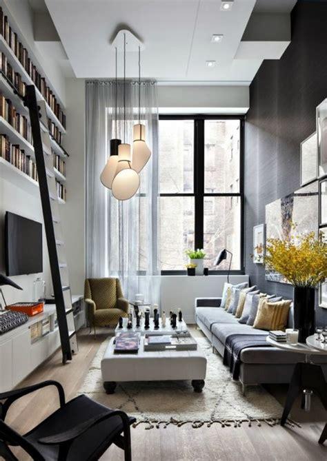 Sofa Minimalis Lung smalle woonkamer inrichten homease