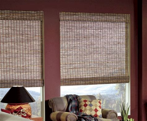 woven wood curtains woven wood blinds sheila s window toppers and more ltd