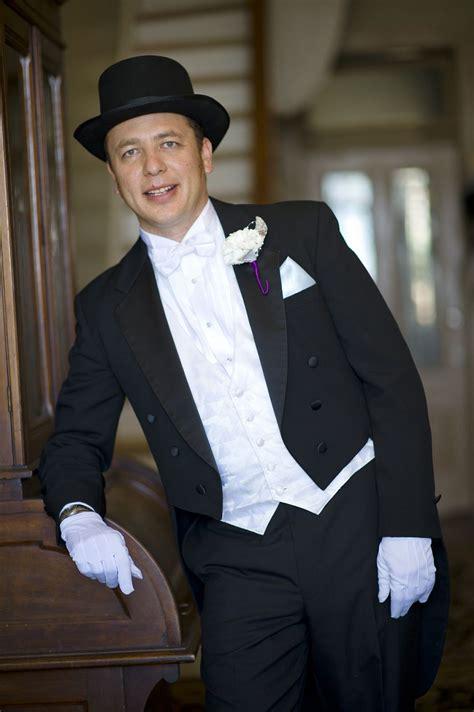Edwardian Men's Formal Wear & Evening Attire