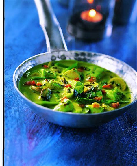 cuisine poulet curry vert recette poulet tha 239 au curry vert