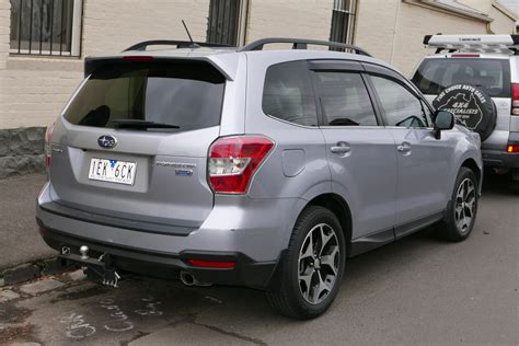 subaru 6 cylinder forester file 2013 subaru forester sj my13 2 0d s wagon 2015 06