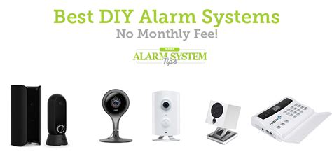 Best Diy Home Security System by Best Diy Alarm Systems With No Monthly Fee