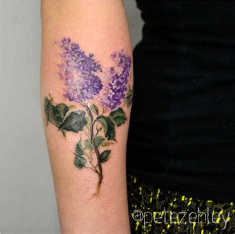 lilac flower tattoo designs lilac tattoos tattoofanblog