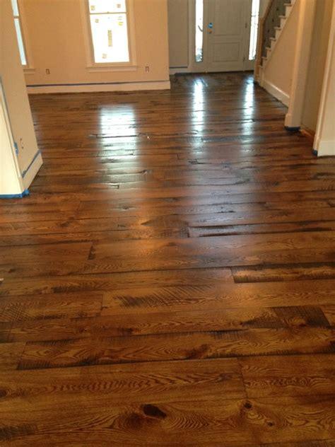 skip plane oak rustic hardwood flooring dc metro