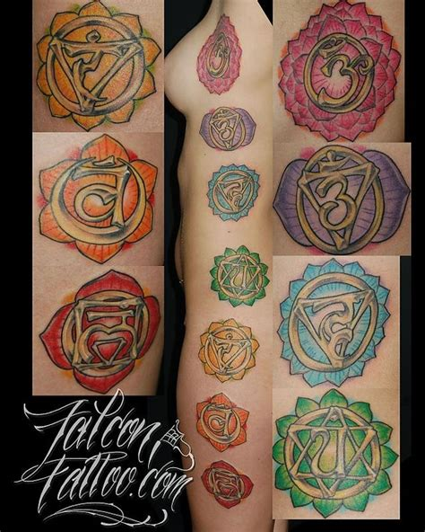 chakra tattoos inspiring ideas pinterest