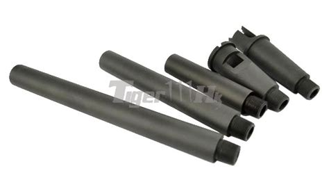 Army Outter T3009 2 army outer barrel set for m4 aeg wa m4 gbb black