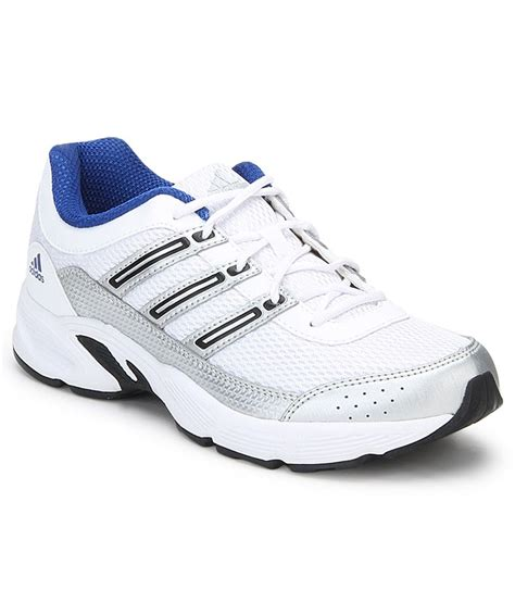 Adidas Rubber Sport adidas desma 1 white sports shoes price in india buy