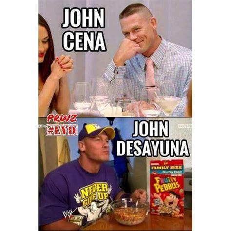 Memes De John Cena - john cena spanish memes pinterest john cena spanish