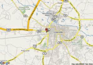 map of inn greenville nc greenville