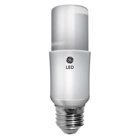 Led Light Bulb Pack 3 Pack Ge 10w Led Light Bulbs 60watt Equivalent A19 5 98 Ed10s3 96