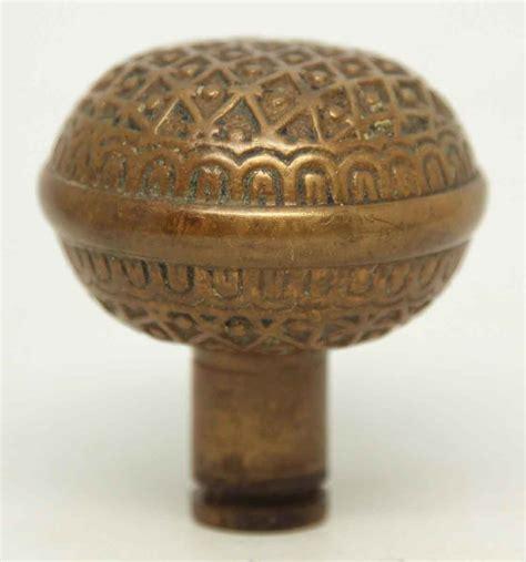 Door Knob Collectors by Collector S Kenton Brass Single Knob Olde Things