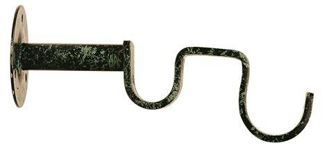 forest group drapery hardware bracket vulcano double b b 3 4