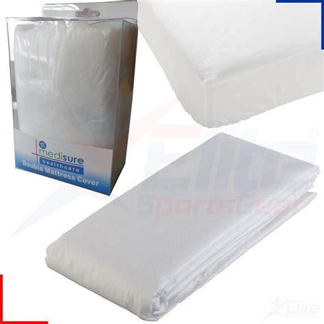 Plastic Mattress Protector by Waterproof Mattress Protector Elasticated
