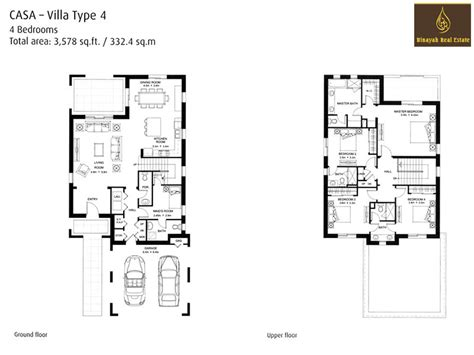 villa floor plan casa floor plans casa villa for sale and rent in dubai