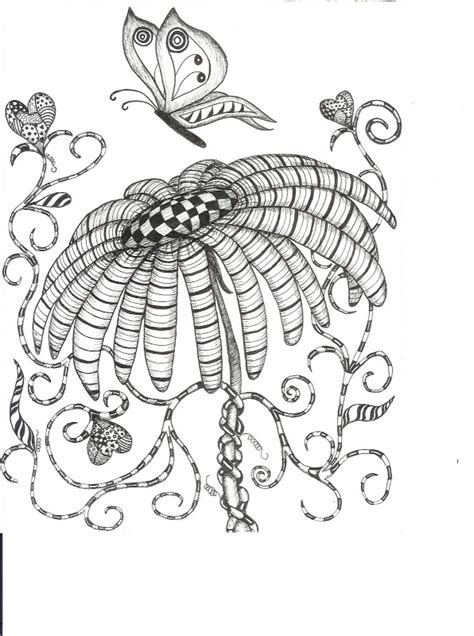 halloween zentangle coloring pages free zentangle halloween coloring pages