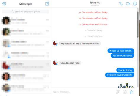 download mp3 from facebook messenger facebook messenger for web slide 4 slideshow from