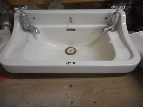 reclaimed kitchen sinks reclaimed ceramic sink with taps authentic reclamation