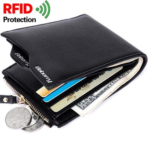 Fenstermaße by New Design Rfid Protection Blocking Stop Wallet Vintage