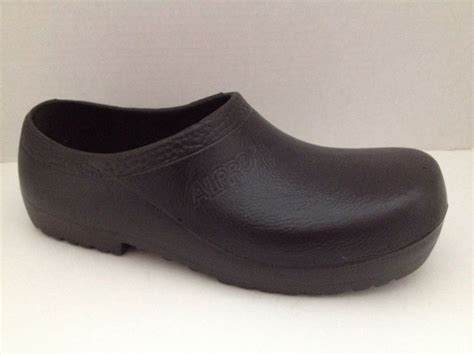 steel toe clogs for alpro steel toe shoes size 44 black clogs mens size 11 11