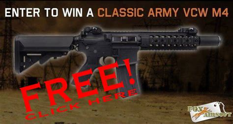 Free Rifle Giveaway - fox airsoft parts tech mystery box and gun giveaway team black sheep airsoft