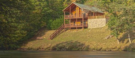 Hiwassee River Cabins by Hiwassee River Cabin Rental Murphy Nc Cabin Rentals