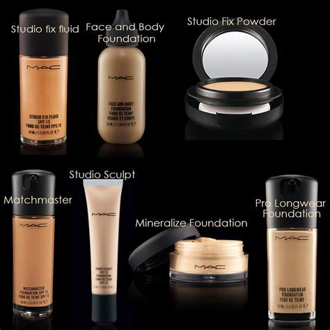 Top 10 Best MAC Foundations For Oily Skin   Faishon in