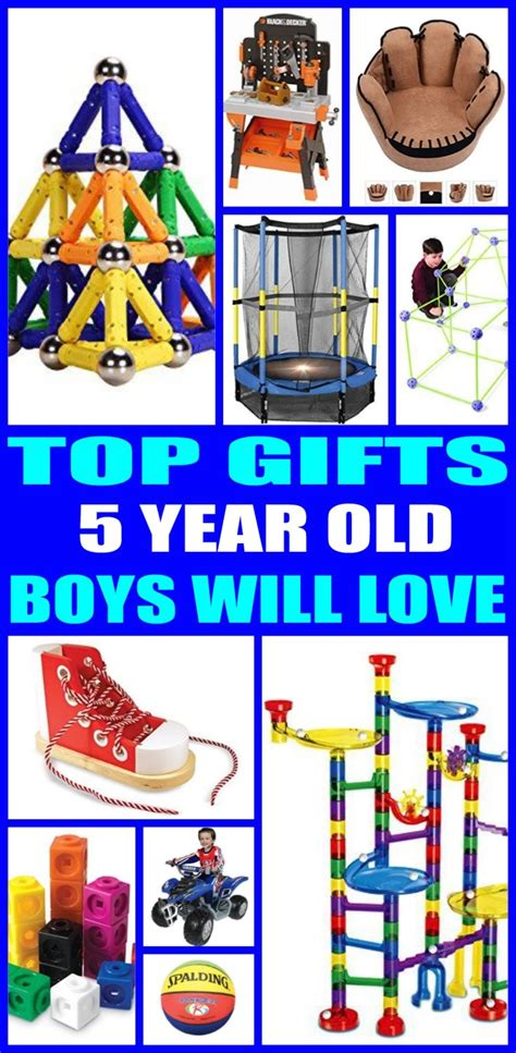 top 5 gifts for 11 year old boys top gifts 5 year boys want