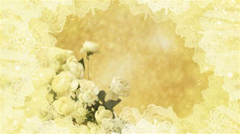 themes in rain of gold yellow roses on yellow background wallpapers and images