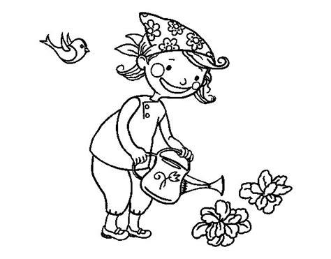 imagenes de niñas y niños jugando dibujo nia para colorear awesome dibujo de nia que guia