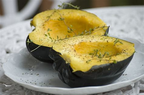 cooking winter squash harvest to table