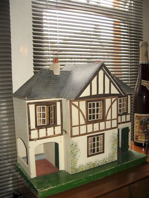 triang dolls houses antiques atlas triang dolls house with garage