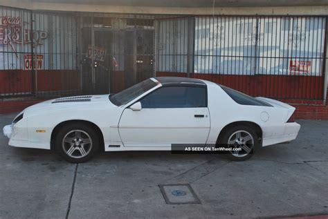 1988 camaro iroc z specs 1988 iroc z wheel specs autos post