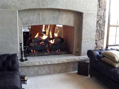 lite custom see thru fireplaces lite by