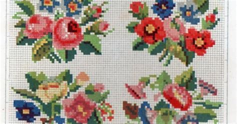 antique pattern library cross stitch small motifs edited from antique pattern library punto