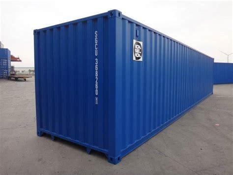 Dimensioni Interne Container 40 Piedi Misure Interne Container 40 Piedi 28 Images 20ft 40ft
